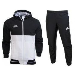 Dres kompletny Adidas junior spodnie kurtka Tiro 17 BQ2787 / AY2862