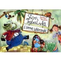 Książki dla dzieci, Słoń Trąbalski i inne wierszyki (opr. miękka)