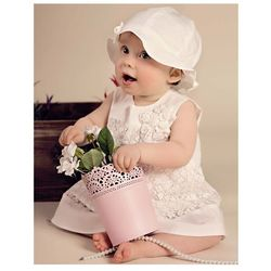 Sukienka niemowlęca 5K30A1