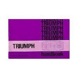 Triumph TR6 Owners Handbook (US Edition)