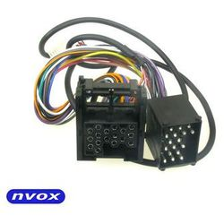 NVOX CAB1080A BMW 10PIN Kabel do zmieniarki cyfrowej emulatora MP3 USB SD BMW 10PIN