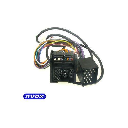 Kable i przewody samochodowe, NVOX CAB1080A BMW 10PIN Kabel do zmieniarki cyfrowej emulatora MP3 USB SD BMW 10PIN