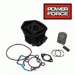 POWER FORCE CZT000272 CYLINDER ŻELIWNY PIAGGIO NRG L/C NEW (40 MM) 5-KĄTNA GŁOWICA