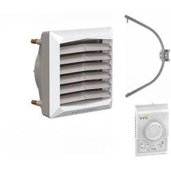 Nagrzewnica wodna VTS Volcano VR MINI AC 3-20 kW + KONSOLA + Sterownik naścienny DX