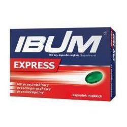 Ibum Express 0,4g x 24 kapsułki