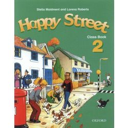 Happy Street 2. Class book (opr. broszurowa)