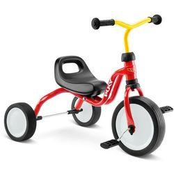 Czerwony rowerek trójkołowy Puky Fitsch Przy złożeniu zamówienia do godziny 16 ( od Pon. do Pt., wszystkie metody płatności z wyjątkiem przelewu bankowego), wysyłka odbędzie się tego samego dnia.