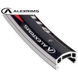 "ALX-DM1832 Obręcz AlexRims MTB DM18 26"" 32 otwory CNC czarna"