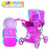 Wózki dla lalek, Hauck Wózek dla lalek Birdie
