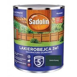SADOLIN LAKIEROBEJCA 3w1, świerkowy, 5l