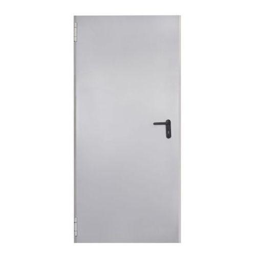 Drzwi zewnętrzne, Drzwi przeciwpożarowe EI 60 890 x 2050 mm