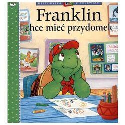 Franklin chce mieć przydomek (opr. broszurowa)