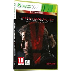 Metal Gear Solid V The Phantom Pain (Xbox 360)