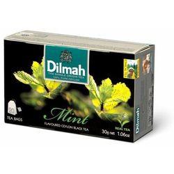 Herbata eksp. DILMAH - mięta op.20