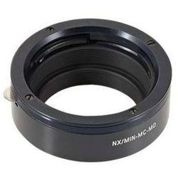 Novoflex NX/MIN-MD adapter Samsung NX - Minolta MD