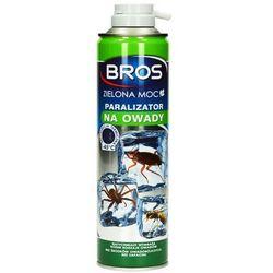 Paralizator na owady Bros Zielona Moc. Spray zamrażający owady 300ml.