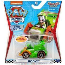 Autko metalowe Rocky Psi Patrol
