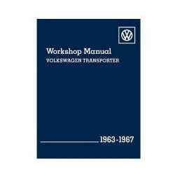 Volkswagen Transporter Official Workshop Manual 1963-1967 Now in Hardcover