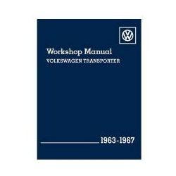 Volkswagen Transporter Official Workshop Manual 1963-1967 Now in Hardcover