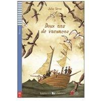 Książki do nauki języka, LF Deux ans de vacances książka + CD. Lectures ELI Juniors. Poziom A2 (opr. miękka)