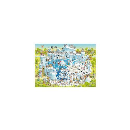 Puzzle, Puzzle 1000 EL. Polar Habitat, Degano