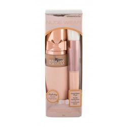 Physicians Formula Nude Wear Touch of Glow zestaw Make-up 30 ml + Pędzel kosmetyczny 1 szt dla kobiet Fair