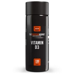 The Protein Works Witamina D3 180 tab
