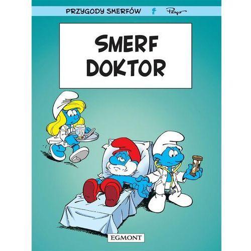 Książki dla dzieci, Smerfy Smerf Doktor - Jeśli zamówisz do 14:00, wyślemy tego samego dnia. Darmowa dostawa, już od 99,99 zł. (opr. miękka)