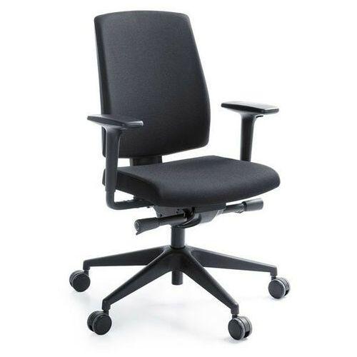 Fotele i krzesła biurowe, Fotel Raya 21 S NX16 czarny P45PP