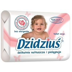Dzidziuś Delikatne natłuszczjące i pielęgnujące mydło