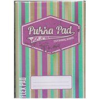 Zeszyty, Pukka Pad zeszyt A5/60 kratka Flex Americano pink 8225