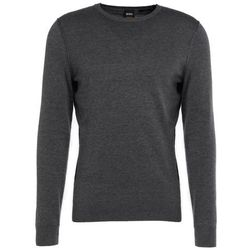BOSS Orange KWASIROS Sweter medium grey