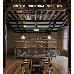Vintage industrial interiors - 35% rabatu na drugą książkę! (opr. twarda)