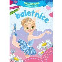 Książki dla dzieci, Maluszkowe malowanie Baletnice