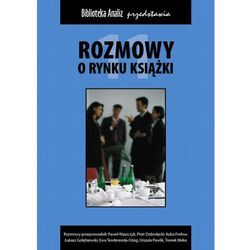 Rozmowy o rynku książki 2011 - praca zbiorowa - ebook