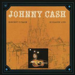 Koncert v Praze. In Prague - Live (Winyl) - Johnny Cash DARMOWA DOSTAWA KIOSK RUCHU