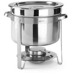 Podgrzewacz do zup na pastę Economic | śr.370x(H)325mm | 10L