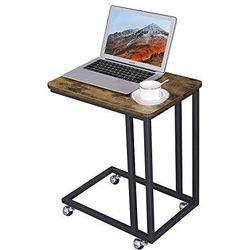Stolik pomocniczy do salonu laptopa