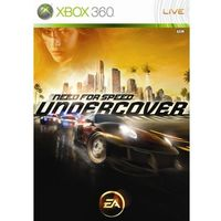 Gry Xbox 360, Need for Speed Undercover (Xbox 360)