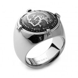 Biżuteria Diesel - Obrączka DX0742040