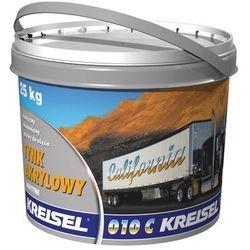 Tynk akryl 25kg Kreisel