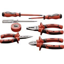 Zestaw narzędzi NEO 847269 1000V 01-305 (7 elementów) DARMOWY TRANSPORT