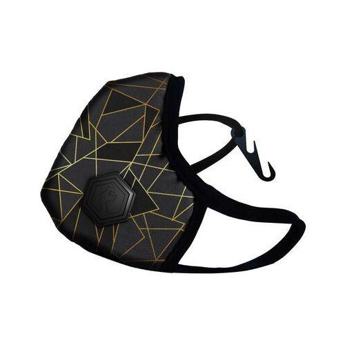 Maski antysmogowe, Maska antysmogowa Casual II Dragon - DOSTĘPNY WYŁĄCZNIE rozmiar S
