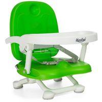 Krzesełka do karmienia, Krzesełko do karmienia Moolino ACE 1013-1 Zielone