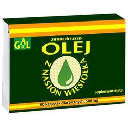 Olej z nasion wiesiołka x 60 kaps