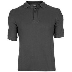 Polo BlackHawk Tactictal Cotton Polo Shirt, Pique, uniseks, material 100% cotton, krótki rękaw. - black