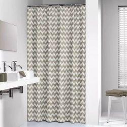 Zasłona prysznicowa tekstylna Motif Darmowa wysyłka i zwroty