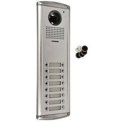 Kamera 16-abonentowa z regulacją optyki i czytnikiem RFID Commax DRC-16AC2/RFID