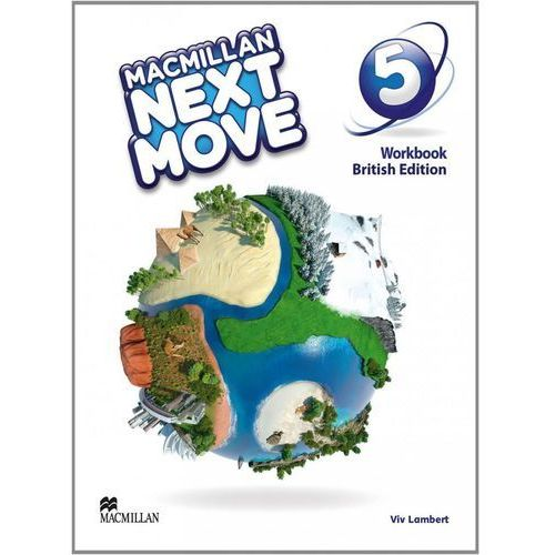 Książki do nauki języka, Macmillan Next Move 5 WB (opr. broszurowa)