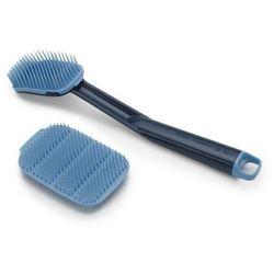 Szczotka do naczyń + myjka Joseph Joseph CleanTech niebieska